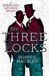 The Three Locks Book Cover