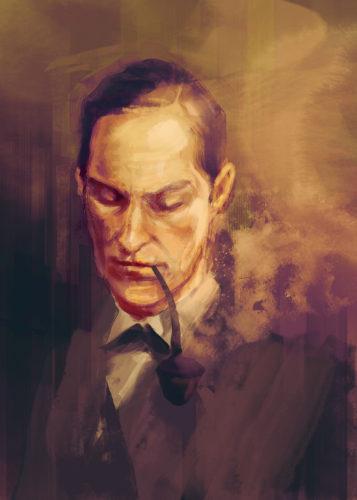 Mr Holmes - Aleksandra Lech