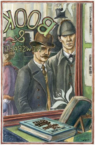 The Adventures of Sherlock Holmes - Anke Eissmann