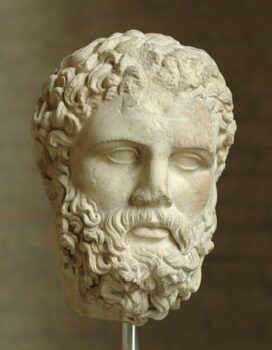 Head of Heracles