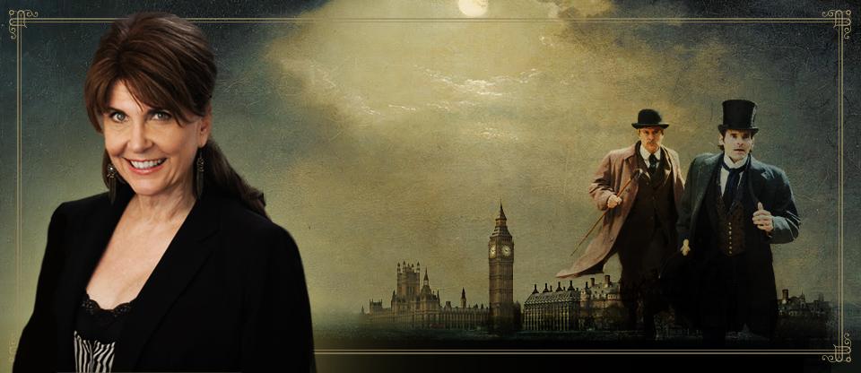 Bonnie Macbird: Sherlock Holmes author, lecturer, writer and teacher