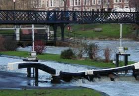 Jesus Lock Flooded 2001