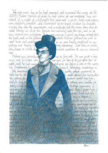 Mr. Holmes - Maria Tsianti