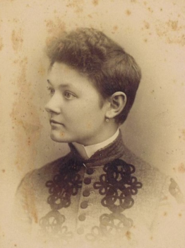 Victorian short hair